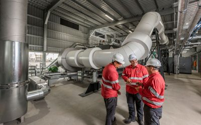 GAS-TESS commissioning complete
