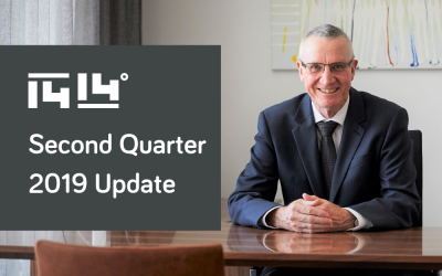 Second Quarter 2019 Update