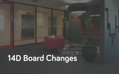 14D Board Changes