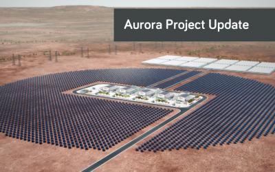 Positive outlook for Aurora revenues