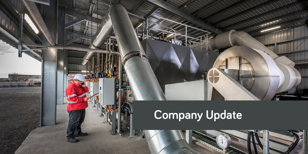 SA Water GAS-TESS Commercial Update