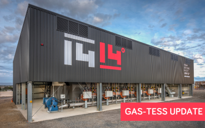 GAS-TESS to be recommissioned for electricity export to grid