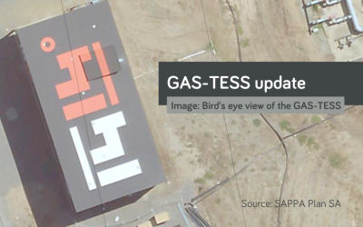 GAS-TESS operational update