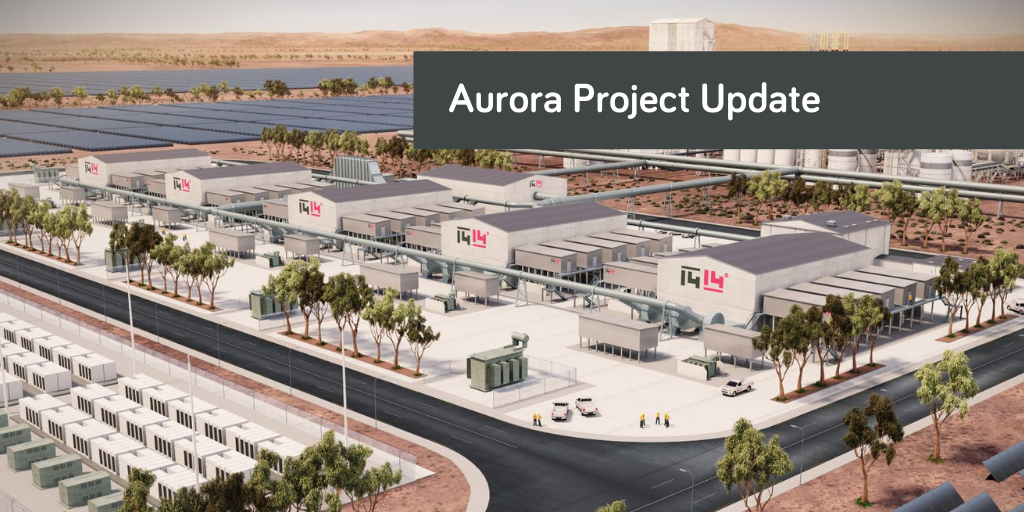 Crown Sponsorship extended to 280MWh battery storage on Aurora